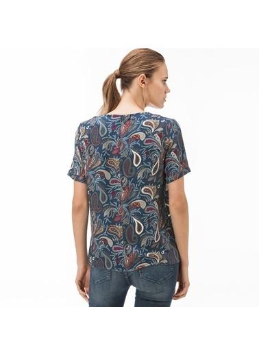 Lacoste Bluz Lacivert